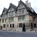 Casas medievais em Reims