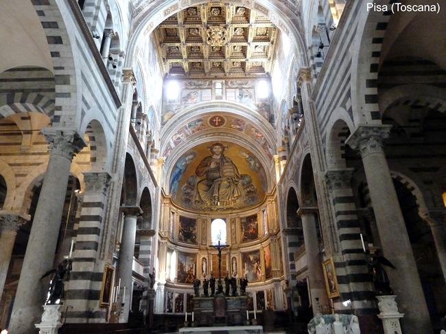 Duomo de Pisa, Itália