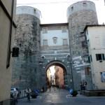 Centro histórico de Lucca, na Toscana