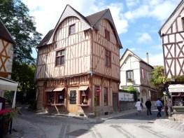 Centro de Provins, França