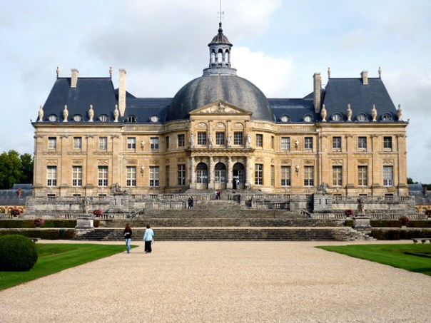 Château de Vaux-le-Vicomte, Foto Mark B. Schlemmer CCBY