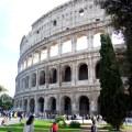Coliseu, área arqueológica central de Roma