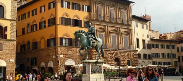 Florença, capital da Toscana, foto de Aninha Gonçalves