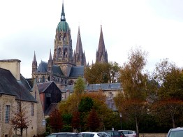 França, Bayeux, na Normandia
