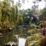 Giverny, Jardim de Claude Monet - Foto Daniel Hennemand CCBY