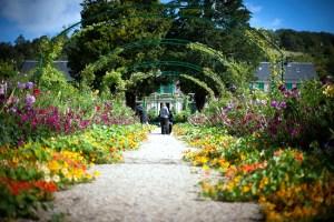 Jardim de Claude Monet - Foto Mat's eye CCBY