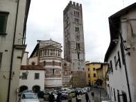 Lucca, centro histórico, Toscana