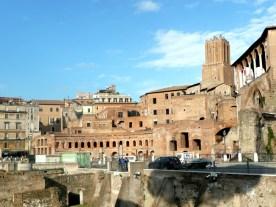 Mercado de Trajano, Roma, Forum Imperiali