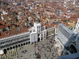 Piazza San Marco, vista aérea