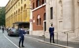 Guardas suíços, no Vaticano