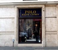Ralph Lauren, Roma