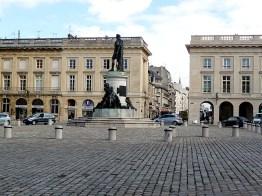Reims, centro histórico