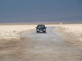 Salina no Deserto de Atacama, Chile