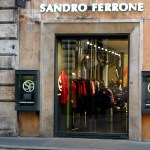 Sandro Ferrone, Roma