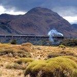 Trem na Argentina, viagem turística