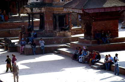 Centro histórico, Patan, Nepal