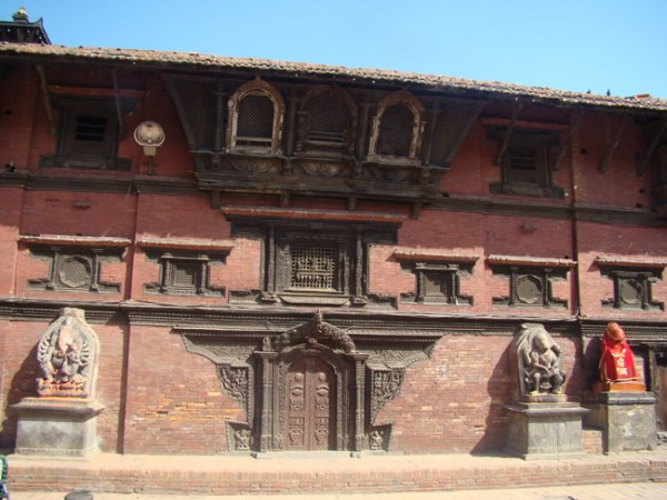 Patan, no Nepal