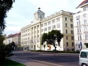 Avenida em Viena