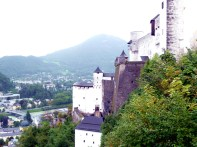 Castelo de Salzburgo