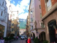 Centro histórico de Innsbruck, Áustria