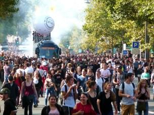Festival de música techno em Paris