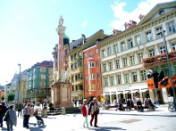 Innsbruck, centro histórico
