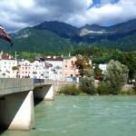 Ponte sobre o rio Inn, Inssbruck
