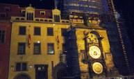 Praga, Torre do Relógio, na cidade Velha