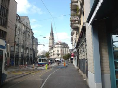 Rua de Zurich