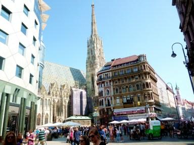 Viena, centro histórico