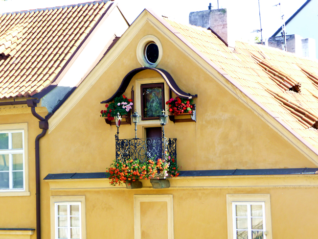 Casa em Praga