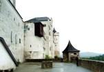 Castelo de Salzburgo, na Áustria