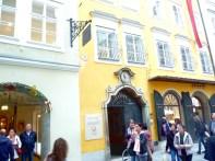 Rua de Salsburgo