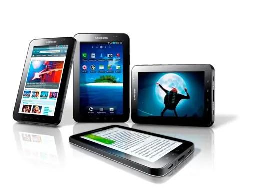 Galaxy Tab Wi-Fi