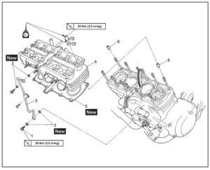 YAMAHA FAZER FZS600 (98) Manual de Reparación PDF