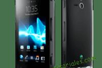 Sony Xperia U Manual de usuario PDF español