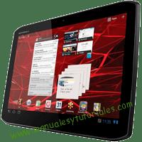 Motorola Xoom 2 Manual de usuario PDF Español