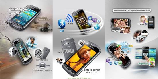 manual de usuario samsung galaxy xcover 2