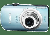 Canon Digital IXUS 110 IS manual pdf cursos fotografia online gratis