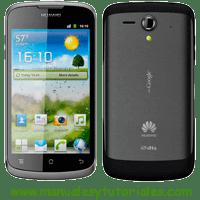 Huawei Ascend G300 Manual de usuario PDF Español