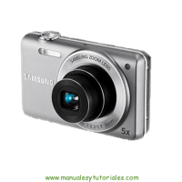 Samsung ST93 ST94 manual usuario pdf camara compacta
