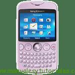 Sony Ericsson txt manual guia usuario hosting vps