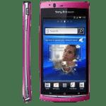Sony Ericsson Xperia arc S Manual de usuario PDF español