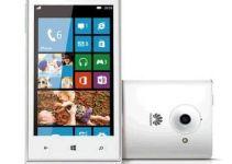 Huawei Ascend W1 Smartphone de gama media