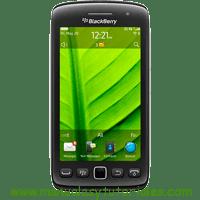 BlackBerry Torch 9850 9860 Manual de usuario en PDF español