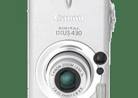 Canon Digital IXUS 430 manual guia uso usuario curso fotografia digital