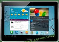 Samsung Galaxy Tab 2 P5110 Manual de usuario en PDF Español