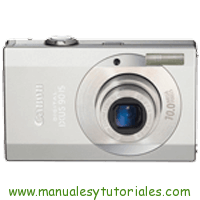 Canon Digital IXUS 90 IS Manual de usuario en PDF español