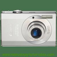 Canon Digital IXUS 90 IS Manual de usuario en PDF español