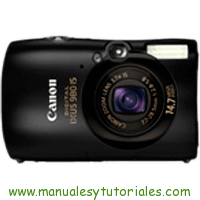 Canon Digital IXUS 980 IS Manual de usuario en PDF español canon cashback uk canon 450d video best canon lens for wedding photography canon photocopier repairs